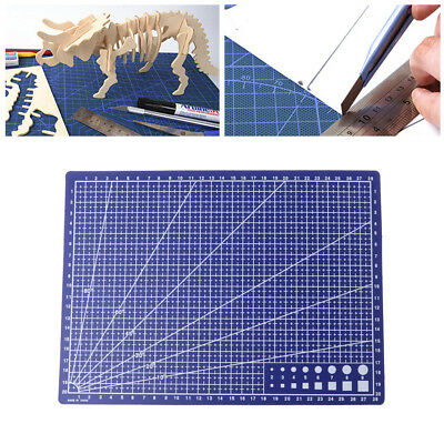 A4 Professional One Sided Cutting Mat Self Healing Non Slip Board Pad Tool New