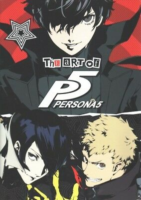 The Art Of Persona 5: