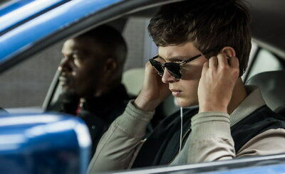 """002 Ansel Elgort - Baby Driver USA Movie Actor 22""""x14"""" Poster"""