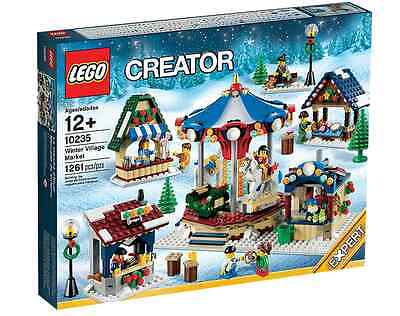 LEGO® Creator 10235 Winterlicher Markt NEU_ Winter Village Market NEW MISB NRFB