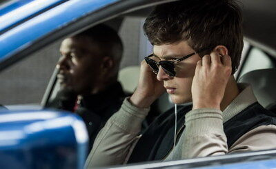 """002 Ansel Elgort - Baby Driver USA Movie Actor 39""""x24"""" Poster"""