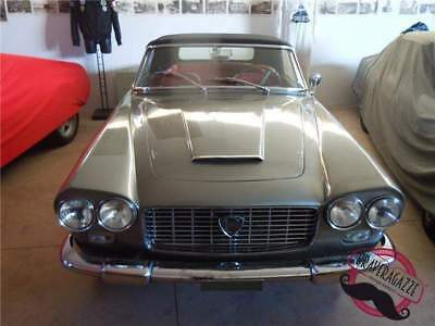 Lancia flaminia gt convertibile touring superleggera