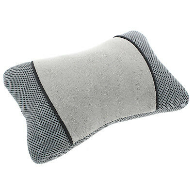 Sumex Car Seat Headrest Pad Memory Foam Travel Pillow Head Neck Support Cushion