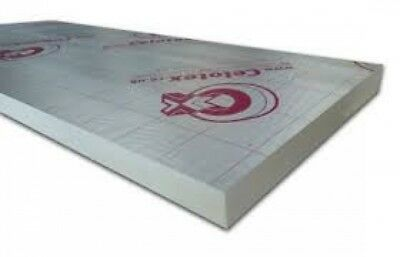 Celotex / Recticel Insulation Sheets 2400x1200mm - Various Thicknesses Available