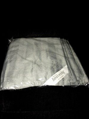 Heavenly in flight by Westin 💯 Silk Blanket/ Throw 2 For This Price👍