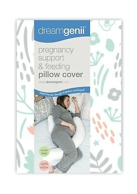 Dreamgenii Pregnancy Support and Feeding Pillow Cover