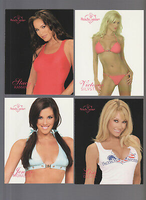 2004 Bench Warmer Series 2 Jumbo Box Topper Complete 8 Card Set