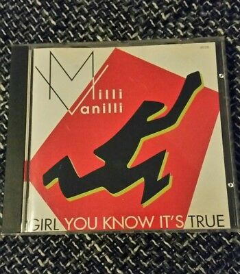 MILLI VANILLI - GIRL YOU KNOW ITS TRUE LYRICS