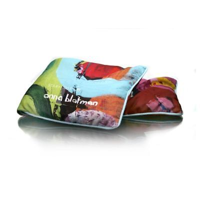 Anna Blatman Vibrant Abstract Art Print Cover Unscented Silicon Filled Heat Pack