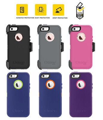Brand new Otterbox Defender Rugged case for iPhone 5/5s/SE with holster