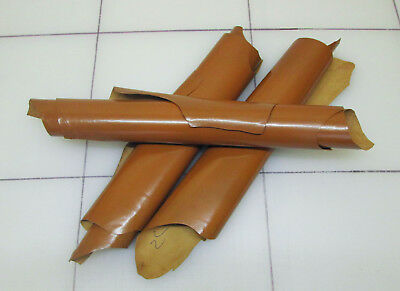 Kid leather for bookbinding Lightweight 0.6mm Caramel BARKERS HIDE & SKINS N301