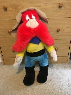 "1992 Warner Bros Yosemite Sam 22"" Plush"