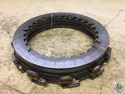 1972 Honda Sl250 Clutch Friction Plates And Steels Oem