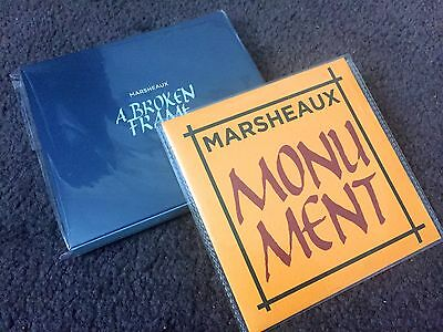 Marsheaux A Broken Frame Limited Edition 2 Cd + Monument Single Depeche Mode