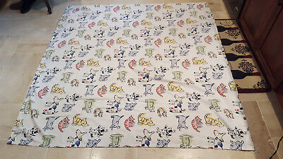 Jenny Faw Cats And Dogs Bathroom Shower Curtain 68 x 71