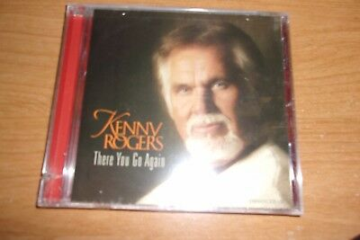 """Kenny Rogers """"There you go Again"""" C.D."""