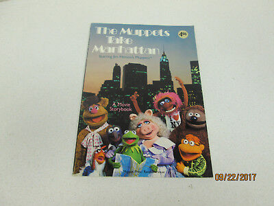The  Muppets Take Manhattan: A Movie Storybook Starring Jim Henson's Muppets