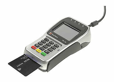 First Data™ FD40 PIN Pad for the Clover Station - EMV Apple Pay - NEW -Ship Free