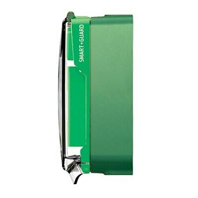 Green Call Point Cover - Surface Mounted - Sigma Smart+Guard SG-S Range