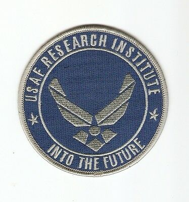 + STARGATE SG-1   Aufnäher Patch US AIR FORCE RESEARCH INSTITUTE Into the Future