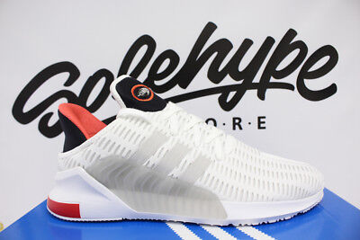 low priced 37b50 cf24a Adidas Climacool 02.17 Og Pack White Black Red Eqt Nmd Running Bz0246 Sz 13