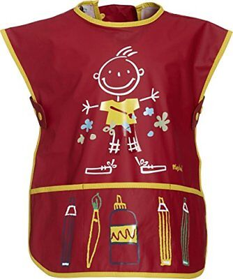 Playshoes 515302 - grembiule pittura, rosso (Y8W)