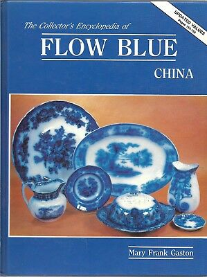 Collector's Encyclopedia of Flow Blue China HB w/out dj-Gaston-1989-159 pgs.