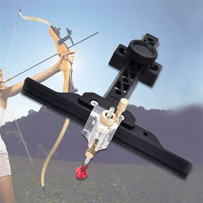 Archery Compound Bow Sights Professional Arrow Target Hunting Re-Curved Tool
