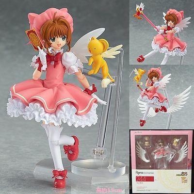Japan Anime Card Captor Sakura Kinomoto Sakura PVC Figure Cosplay New in Box