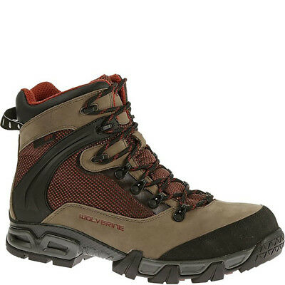 Wolverine W10398 Mens Cannon WPF Composite Toe Hiker Real Work Boot