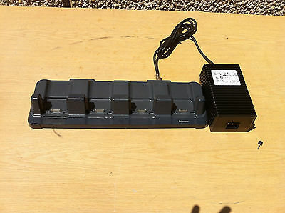 Honeywell Multidock 4-Bay Charge Only Ck3 Ad22 871-229-101
