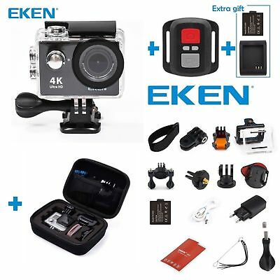 Action Camera 1080P 4K WiFi Sport Helmet Camcorder Waterproof EKEN H9R as Gopro