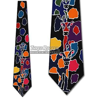 Tie Animal Necktie Whale shark polka dots Navy COLORATA from Japan New F//S
