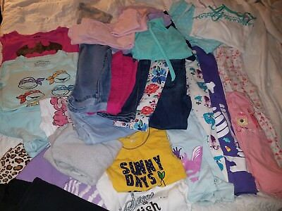 Huge Lot Girls Size 6/7 Clothes Gymboree/Mini Boden/Crazy 8
