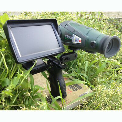 DIY Handle Display Screen Night Vision Monitor for Thermal Imaging Device