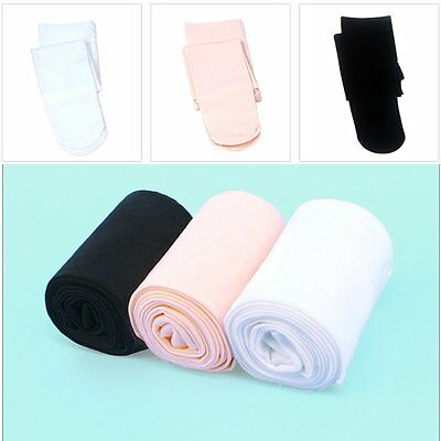 Kids Gymnastics Ballet Party Dance Leotard Tights Pantyhose Long Stockings Socks
