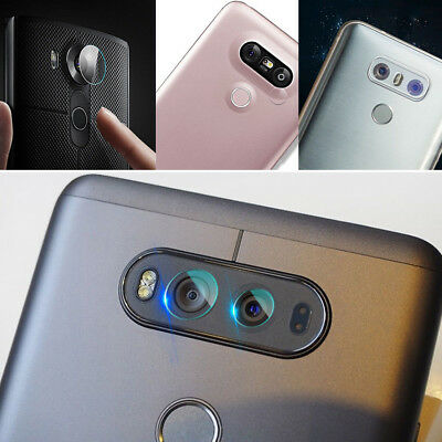 9H Back Camera Lens Tempered Glass Protective Film Shiled Case For LG G6 G5 V20