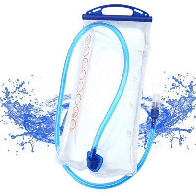 2L Hiking Camping Water Bladder Bag Backpack Hydration System Camelback Pack