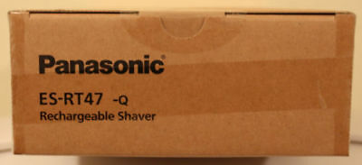 NEW Panasonic Arc3 Men's 3-Blade Wet/Dry Electric Shaver ES-RT47-Q
