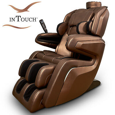 Massage Chair - sports style, 3D, Zero Gravity, heating, stretching, calf, head