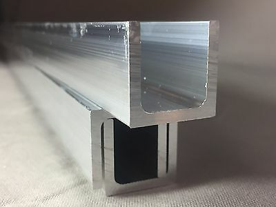 ALUMINIUM U CHANNEL SECTION Extruded U Channel