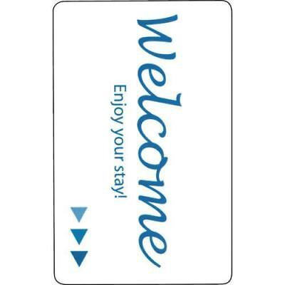 Magnetic Stripe Keycard, Case Of 500