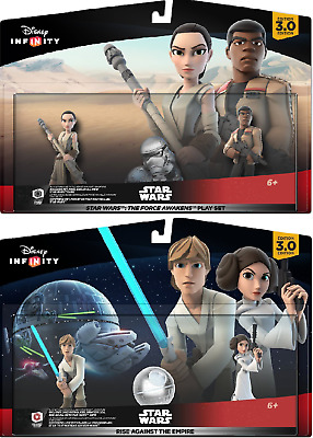 Disney Infinity 3.0 Star Wars - The Force Awakens  - Rise Against The Empire