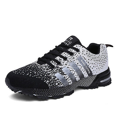 Men's Sports Casual Shoes Outdoor Athletic Runing Sneakers Traveling Breathable