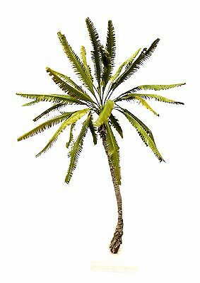 New Coconut Tree Model 1/72 Scale. Tps-008 20 Cm.height.