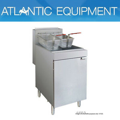 RC300 - Superfast Natural Gas Tube Fryer
