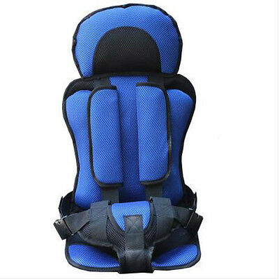 Portable Adjustable Baby Child Car Seat Toddler Infant Convertible Booster Chair