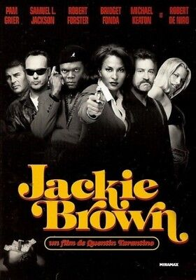 Jackie Brown (Film de Quentin Tarantino) DVD NEUF SOUS BLISTER