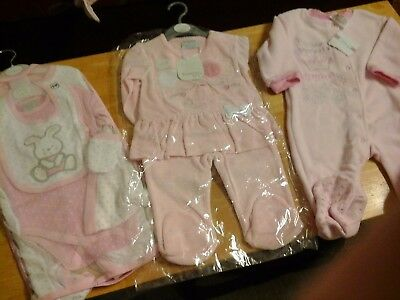 Bundle of baby girls clothes 6-9  6-12 months  BNWT