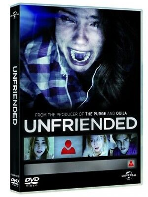 Unfriended DVD NEUF SOUS BLISTER